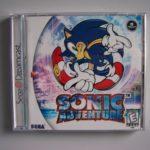 Sonic Adventure (1) Front