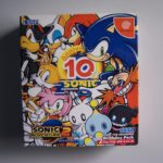 Sonic Adventure 2 10th Birthday Pack (1) Outer Front