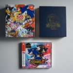 Sonic Adventure 2 10th Birthday Pack (3) Outer Contents
