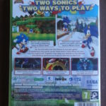 Sonic Generations (2) Back