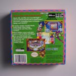Sonic Pinball Party (2) Back