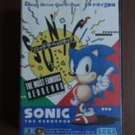 Sonic The Hedgehog (1) Front