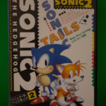 Sonic The Hedgehog 2 (1) Front