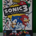 Sonic The Hedgehog 3 (1) Front