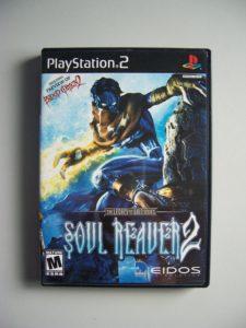 Soul Reaver 2 (1) Front