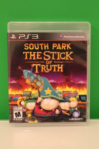 SouthParkTheStickOfTruth()Front