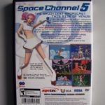 Space Channel 5 Special Edition (2) Back