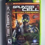 Splinter Cell Pandora Tomorrow (1) Front