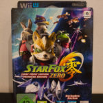Star Fox Zero First Print Edition (1) Front