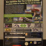 Star Fox Zero First Print Edition (2) Back