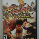 Street Fighter Anniversary Collection (1) Front