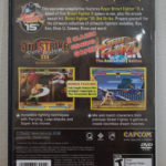 Street Fighter Anniversary Collection (2) Back