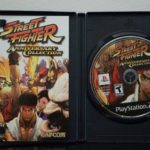 Street Fighter Anniversary Collection (3) Contents