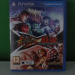 Street Fighter X Tekken (1) Front