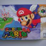 Super Mario 64 (1) Front