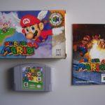 Super Mario 64 (3) Contents