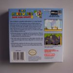 Super Mario Advance 2 Super Mario World (2) Back