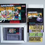 Super Mario All Stars (3) Contents