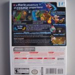 Super Mario Galaxy (2) Back
