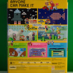 Super Mario Maker (2) Back
