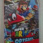 Super Mario Odyssey (1) Front