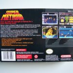 Super Metroid (2) Back