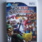Super Smash Bros Brawl (1) Front