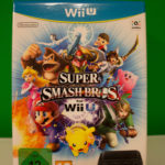 Super Smash Bros For Wii U With Gamecube Controller Adapter (1) Outer Front