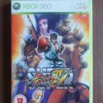 Super Street Fighter Iv (1) Front