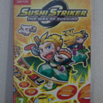Sushi Striker The Way Of Sushido (1) Front