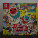 Taiko No Tatsujin Dum N' Fun Taiko Drum Set (1) Front