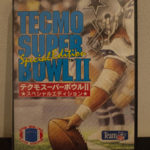 Tecmo Super Bowl Ii Special Edition (1) Front