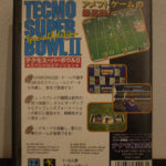 Tecmo Super Bowl Ii Special Edition (2) Back