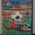 Tecmo World Cup '92 (1) Front
