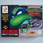 Teenage Mutant Ninja Turtles Tournament Fighters (1) Front