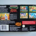 Teenage Mutant Ninja Turtles Tournament Fighters (2) Back