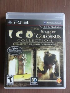 TheIco&ShadowOfTheColossusCollection()Front