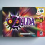 The Legend Of Zelda Majora's Mask (1) Front