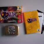 The Legend Of Zelda Majora's Mask (3) Contents