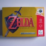 The Legend Of Zelda Ocarina Of Time (1) Front