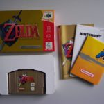 The Legend Of Zelda Ocarina Of Time (3) Contents