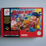 The Legend Of The Mystical Ninja (1) Front
