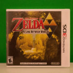 The Legend Of Zelda A Link Between Worlds (us) (1) Front