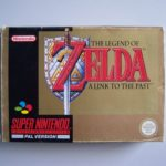 The Legend Of Zelda A Link To The Past (1) Front