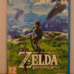 The Legend Of Zelda Breath Of The Wild (1) Front