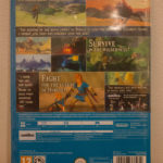 The Legend Of Zelda Breath Of The Wild (2) Back
