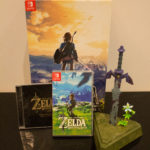 The Legend Of Zelda Breath Of The Wild Limited Edition (3) Outer Contents