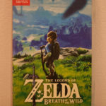 The Legend Of Zelda Breath Of The Wild Limited Edition (4) Inner Front