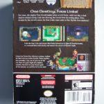 The Legend Of Zelda Four Swords Adventures (2) Outer Back