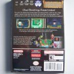 The Legend Of Zelda Four Swords Adventures (5) Inner Back